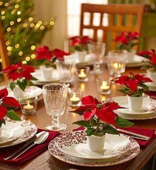 christmas table gift