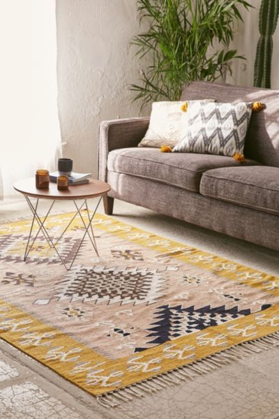 Rug, Lighting & Art: Three Ways To Upgrade Your Drab Space On A Small Budget