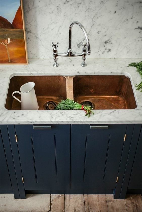 7 Reasons Why Having An Undermount Sink Will Make All Your Kitchen Dreams Come True.